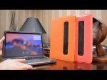 Защитный противоударный чехол-обложка-футляр-кейс для ноутбука Toshiba Libretto W100 из качественной импортной кожи. Цвет в ассортименте. Только в нашем магазине. Количество ограничено