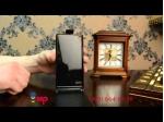 """Фирменный оригинальный вертикальный откидной чехол-флип для Huawei Ascend P6S (P6S-U06) черный из качественной импортной кожи """"Prestige"""" Италия"""