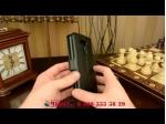 """Фирменный чехол-книжка из качественной импортной кожи с мульти-подставкой застёжкой и визитницей для Асус Зенфоне 2 Лазер ЗЕ550КЛ 5.5"""" черный"""