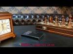 Чехол-книжка для Prestigio MultiPhone 4040 DUO кожаный с окошком для вызовов и внутренним защитным силиконовым бампером. цвет в ассортименте