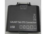 USB переходник + разъем для карт памяти для Samsung Galaxy Note 10.1 N8000/N8010/N8020..