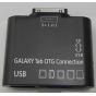 USB переходник + разъем для карт памяти для Samsung Galaxy Tab 2 10.1 P5100/P5110..