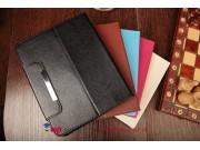 Чехол-обложка для 3Q Qoo! Surf Tablet PC QS9715F кожаный цвет в ассортименте..