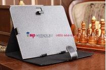 Чехол-обложка для 3Q Qoo Surf Tablet PC RC9716B черный кожаный