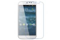 Фирменная оригинальная защитная пленка для телефона Acer Liquid Jade Z S57 глянцевая
