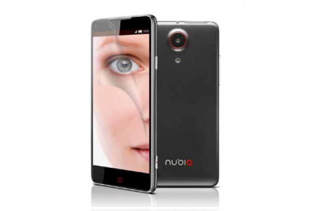 Фирменная оригинальная защитная пленка для телефона Acer Jade Primo/ Liquid Jade 2 глянцевая