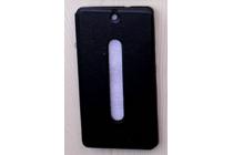 Фирменный чехол-книжка  с окошком для входящих вызовов и свайпом  для ACER Liquid X2 S69 водоотталкивающий черный