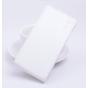 Фирменный вертикальный откидной чехол-флип для Acer Liquid Z330/ Z330 Duo/M330 белый ..