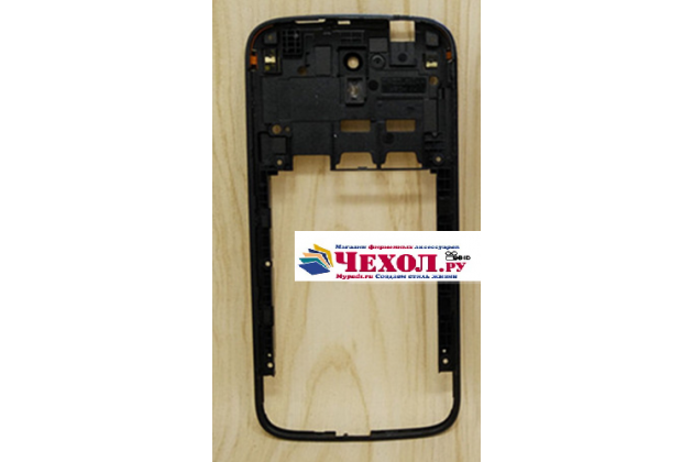 Родная оригинальная задняя крышка-панель которая шла в комплекте для Acer Liquid Z330/ Z330 Duo/ M330 черная