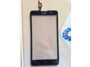 Фирменное сенсорное стекло-тачскрин для телефона Acer Liquid Z520 / Z520 Duo черный и инструменты для вскрытия..