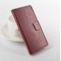 Фирменный чехол-книжка из качественной импортной кожи с мульти-подставкой застёжкой и визитницей для Айсер Лик..