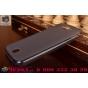 Фирменная ультра-тонкая полимерная из мягкого качественного силикона задняя панель-чехол-накладка для  Acer Li..