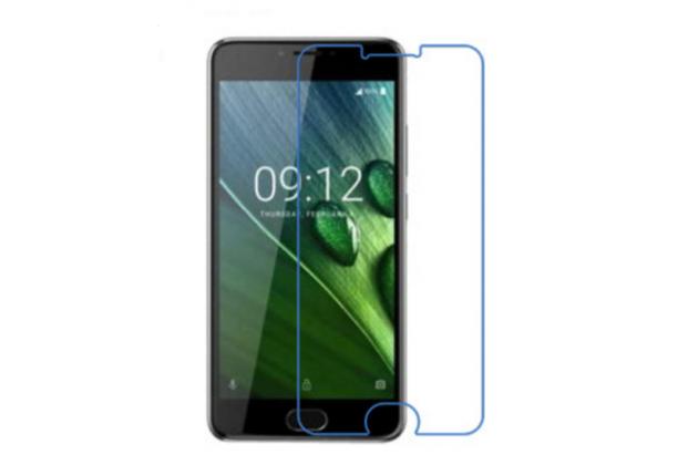 """Фирменная оригинальная защитная пленка для телефона  Acer Liquid Z6 Plus 5.5"""" глянцевая"""