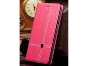 Фирменный чехол-книжка из натуральной кожи с прошивкой и подставкой для Acer Liquid Z630 / Z630 Duo / Z630s ро..
