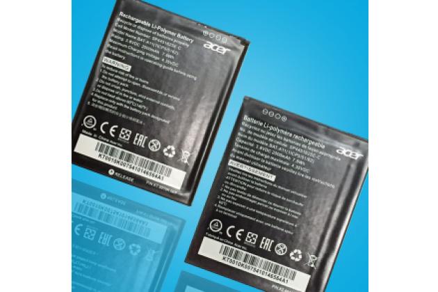 Фирменная аккумуляторная батарея  BAT-T11 3900mah на телефон Acer Liquid Z630 / Z630 Duo / Z630s + гарантия