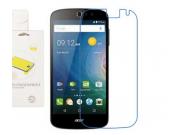 Фирменная оригинальная защитная пленка для телефона Acer Liquid Z630 глянцевая..