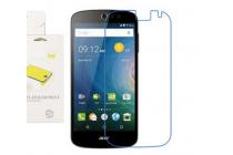 Фирменная оригинальная защитная пленка для телефона Acer Liquid Z630 глянцевая
