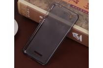 Фирменная ультра-тонкая полимерная из мягкого качественного силикона задняя панель-чехол-накладка для Acer Liquid Z630 / Z630 Duo / Z630s черная