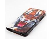 Фирменный уникальный необычный чехол-подставка с визитницей кармашком на Acer Liquid Z630