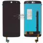 Фирменный LCD-ЖК-сенсорный дисплей-экран-стекло с тачскрином на телефон Acer Liquid Zest/ Liquid Zest 4G черны..