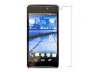 Фирменная оригинальная защитная пленка для телефона Acer Liquid E700 глянцевая