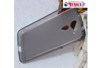Фирменная ультра-тонкая полимерная из мягкого качественного силикона задняя панель-чехол-накладка для Acer Liquid Z4 Z160  черная