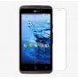 Фирменная оригинальная защитная пленка для телефона Acer Liquid Z410 Duo глянцевая..