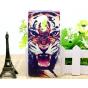 Фирменная необычная из легчайшего и тончайшего пластика задняя панель-чехол-накладка для Acer Liquid Z5 Duo Z1..