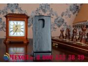 Фирменный оригинальный вертикальный откидной чехол-флип для Acer Liquid Z500 Dual SIM качественной импортной к..