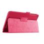 Чехол для Acer One 8 B1-820/821/B1-830 розовый кожаный..