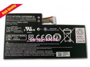 Фирменная аккумуляторная батарея 5340mAh AC13F8L на планшет  Acer Iconia Tab A1-810/A1-811 + инструменты для в..