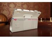Чехол для Acer Iconia Tab A1-811 белый кожаный..