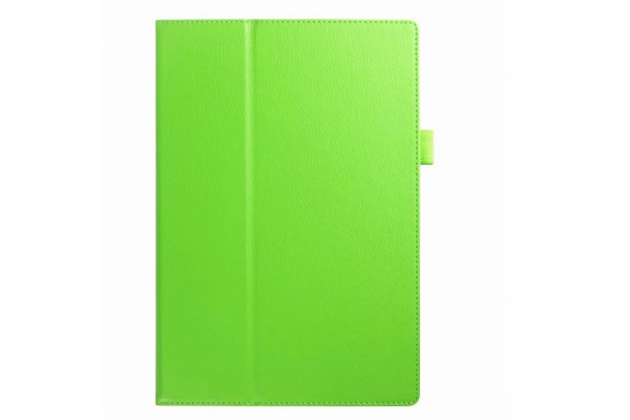 Чехол для Acer Iconia Tab A3-A30/A31 зеленый кожаный