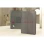 Фирменный чехол-обложка для Acer Iconia Tab B1-710 черный кожаный..