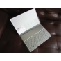 Фирменный чехол со съёмной Bluetooth-клавиатурой для планшета Acer Iconia Tab W700/W701/W7 серый кожаный (ЦАРА..