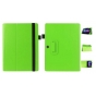 Чехол для Acer Aspire Switch 10 E SW3-013 / 12TJ/1812 10.1 зеленый кожаный..
