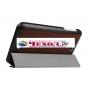 Фирменный умный тонкий чехол для Acer Iconia One 7 B1-770-K75V 16Gb, NT.LBKEE.002