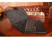Чехол со съёмной Bluetooth-клавиатурой для планшета Acer Iconia Tab B1-730/B1-731 черный кожаный + гарантия..