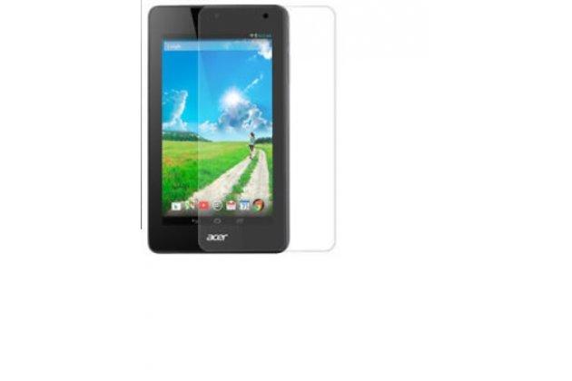 Фирменная оригинальная защитная пленка для планшета Acer Iconia Tab B1-730/B7-731HD матовая