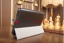 """Фирменный умный чехол самый тонкий в мире для Acer Iconia Tab W4-820/W4-821 """"Il Sottile черный пластиковый Италия"""