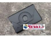 Чехол для планшета Acer Iconia Tab B1-A71 поворотный роторный оборотный черный кожаный..