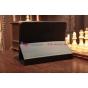 Чехол обложка для Acer Aspire Switch 11 черный кожаный..