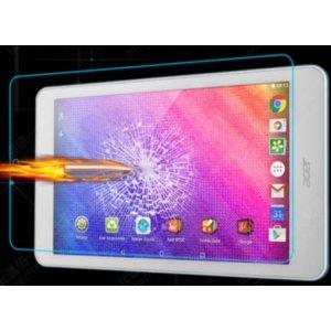 Фирменное защитное закалённое противоударное стекло премиум-класса из качественного японского материала с олеофобным покрытием для планшета Acer Iconia One 8 B1-820 / B1-830