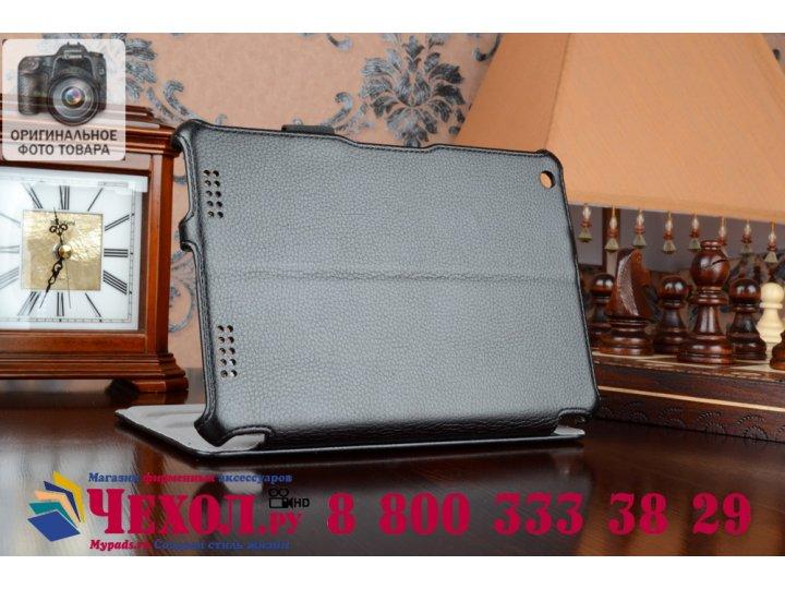 Фирменный чехол для планшета Acer Iconia Tab A1-830/A1-831 с мульти-подставкой и держателем для руки черный ко..