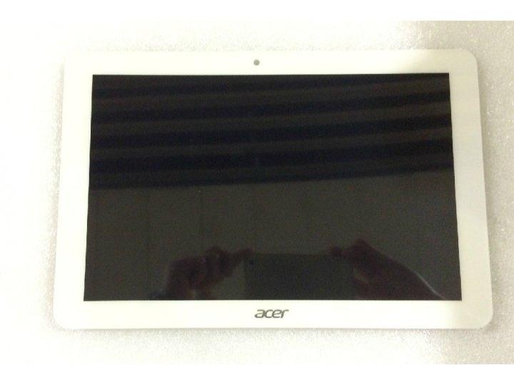 Фирменный LCD-ЖК-сенсорный дисплей-экран-стекло с тачскрином на планшет Acer Iconia Tab A3-A20/A3-A21/A3-A20FH..