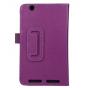 Чехол для Acer Iconia Tab B1-750/B1-751 фиолетовый кожаный..
