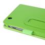 Чехол для Acer Iconia Tab B1-750/B1-751 зеленый кожаный..