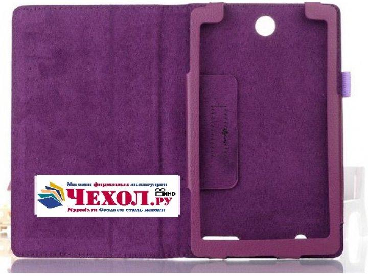 Фирменный чехол-футляр-книжка для Acer Iconia Tab One X 7 B1-740/B1-741 7.0