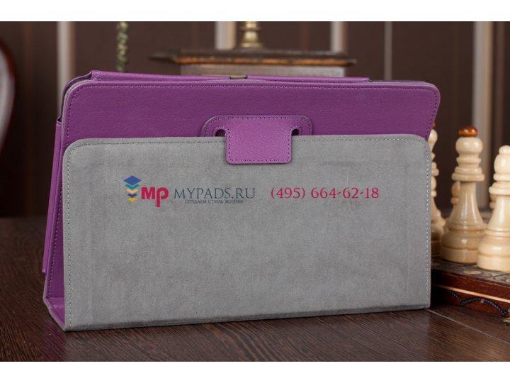 Чехол-обложка для Acer Iconia Tab A200/A201 фиолетовый..