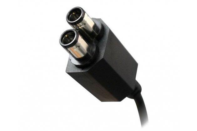 Фирменное зарядное устройство от сети для Microsoft Xbox 360 Slim + гарантия